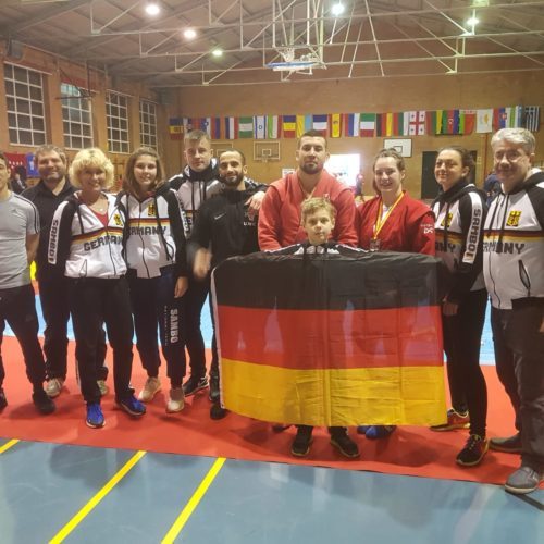 Europa Cup 2018 in Madrid. (1)