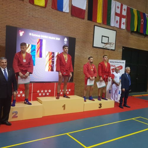 Europa Cup 2018 in Madrid. (2)